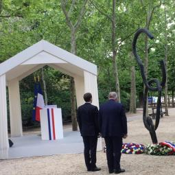 Commemoration du 10 mai